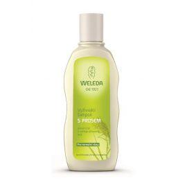 Vyživující šampon s prosem pro normální vlasy 190ml Weleda
