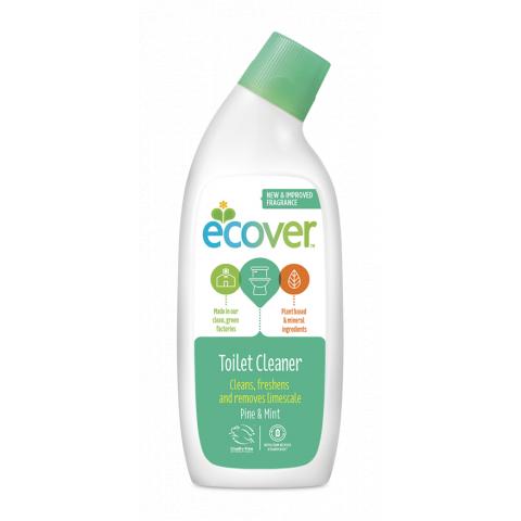 WC čistič Borovice a máta Ecover 750 ml