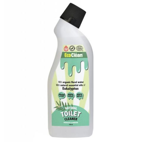 WC čistič Eukalyptus Eco Clean 750 ml