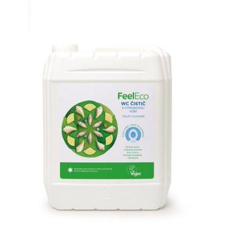 Wc čistič s citrusovou vůní  Feel eco 5 L