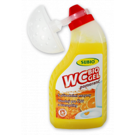 WC gel Pomeranč Subio 500ml