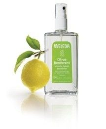 Weleda Citrus deospray 100 ml