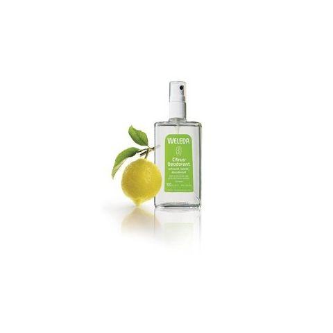 Citrusový deodorant Weleda 100ml