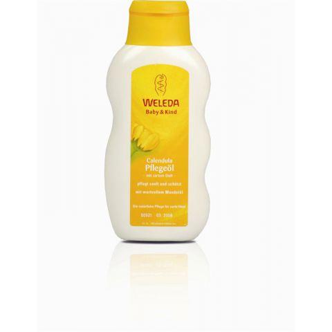 Měsíčkový dětský olej  200ml Weleda