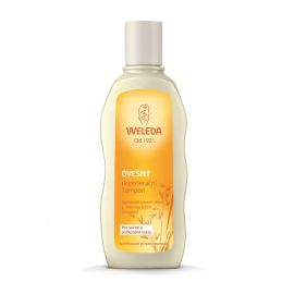 Ovesný regenerační šampon pro suché a poškozené vlasy 190ml Weleda