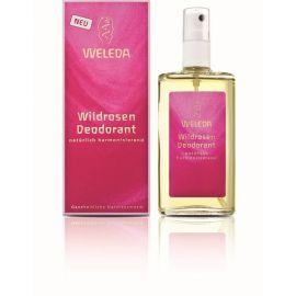 Růžový deodorant 100ml Weleda