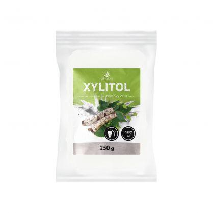 Allnature Xylitol - březový cukr 250g