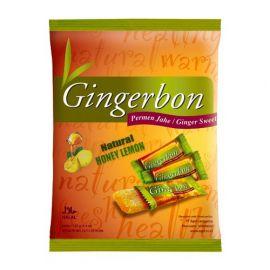 Zázvorové bonbony s citronem a medem Stykra Gingerbon  125g