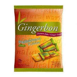 Zázvorové bonbony s mátou Stykra Gingerbon  125g