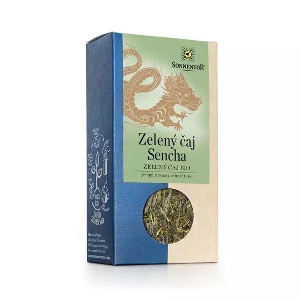 Sonnentor Zelený čaj - Sencha sypaný 70g