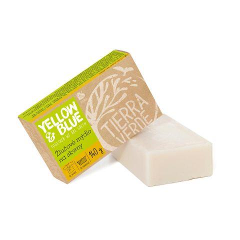 Žlučové mýdlo Tierra Verde 3 x 140g