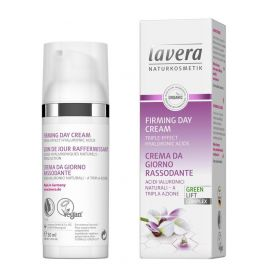 Zpevňující denní krém Lavera 50 ml