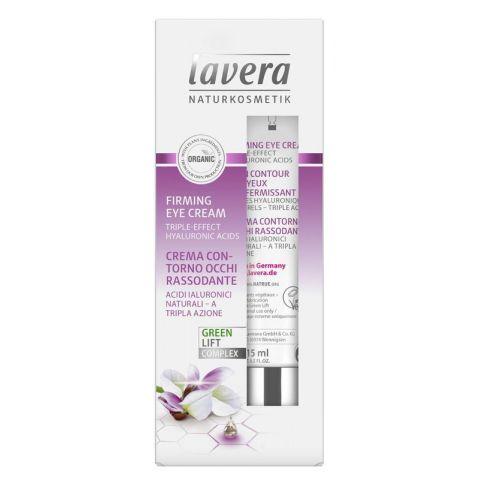 Zpevňující oční krém Lavera 15 ml