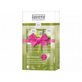 Zpevňující set s Bio zelenou kávou Lavera