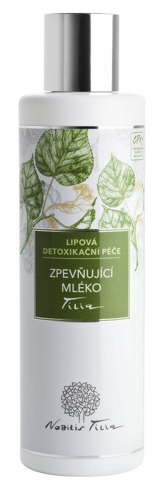 Nobilis Tilia Zpevňující tělové mléko 200 ml
