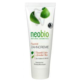 Zubní krém Bio-Šalvěj & Máta Neobio 75 ml