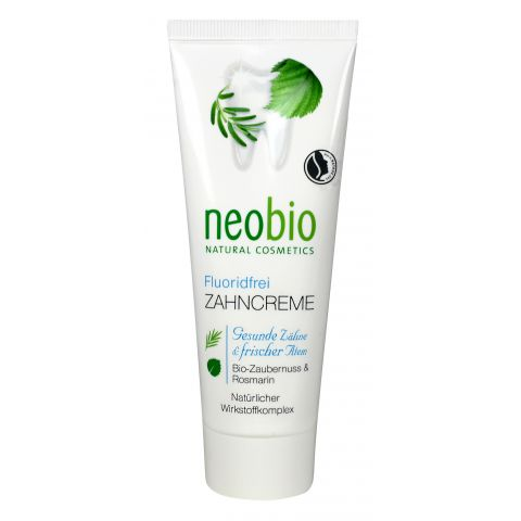 Zubní krém Bio-Vilín & Rozmarýna Neobio 75 ml