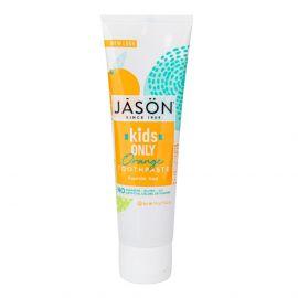 Zubní pasta pro děti pomeranč Jason 119g