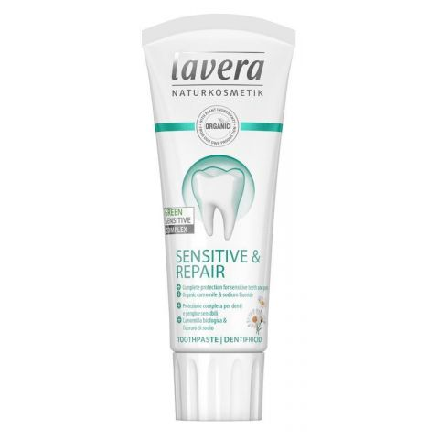 Zubní pasta - Sensitive & Repair Lavera 75 ml
